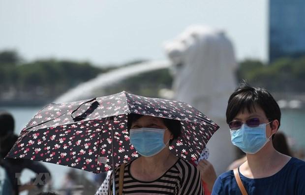 Nouveau coronavirus : plusieurs entreprises singapouriennes suspendent des activites en Chine hinh anh 1