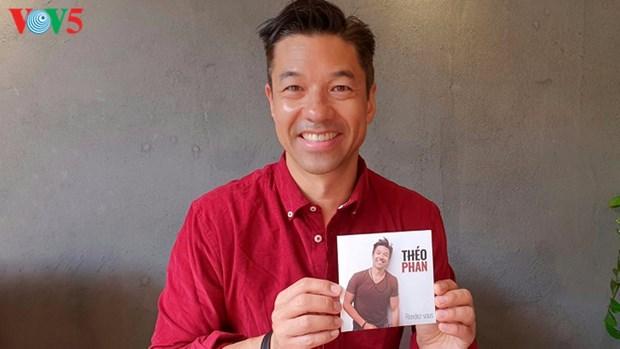 Theo Phan, un artiste complet dans le paysage audiovisuel francais hinh anh 1