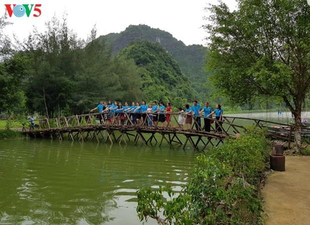 Ninh Binh accueille l'Annee nationale du Tourisme 2020 hinh anh 3