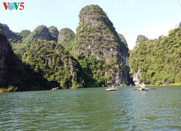 Ninh Binh accueille l'Annee nationale du Tourisme 2020 hinh anh 1