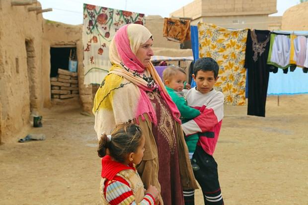 Le Conseil de securite de l'ONU s'inquiete de la situation humanitaire en Syrie hinh anh 2