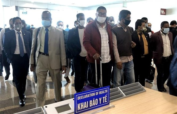 Le PM demande de renforcer la prevention et la lutte contre le nouveau coronavirus hinh anh 1