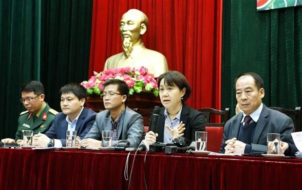 Conference de presse du ministere de la Sante sur le nouveau coronavirus hinh anh 1