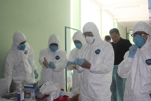 Nouveau coronavirus : le Vietnam signale un nouveau cas hinh anh 1