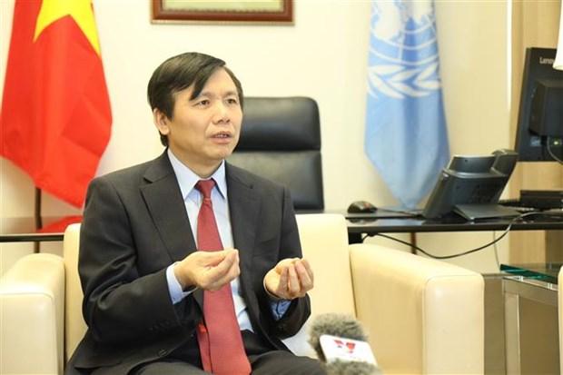 Le Vietnam a bien accompli ses missions en tant que president du Conseil de securite hinh anh 1