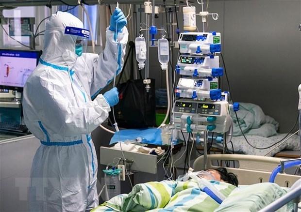 Coronavirus : premier deces hors de la Chine hinh anh 1