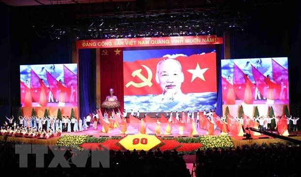 Le leader Nguyen Phu Trong affirme le caractere, le prestige, la capacite dirigeante du Parti hinh anh 2