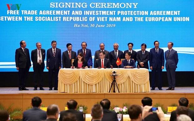 Les entreprises vietnamiennes face aux opportunites des accords commerciaux UE-Vietnam hinh anh 1