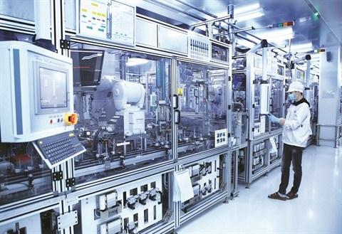 Le Vietnam met le cap sur un nouveau modele de croissance hinh anh 1