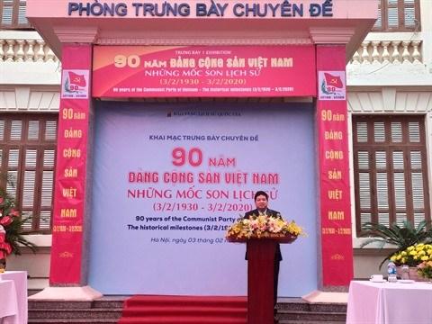 90 ans du Parti communiste du Vietnam et ses jalons historiques hinh anh 1