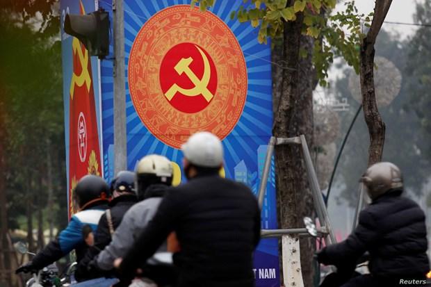 Messages de felicitation de l'etranger au Parti communiste du Vietnam hinh anh 1
