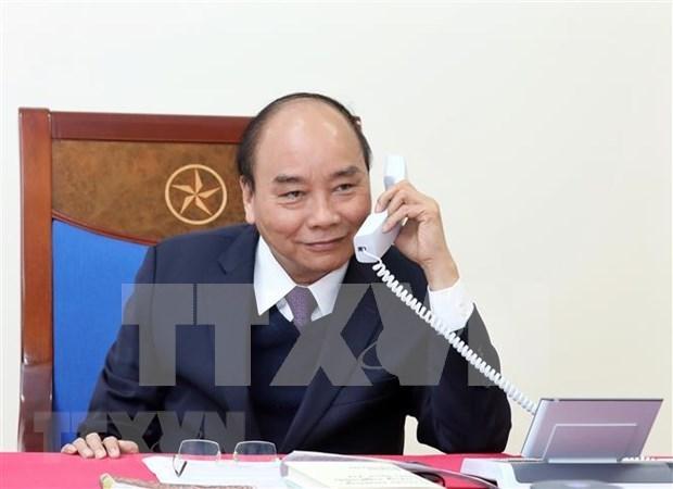 Des dirigeants vietnamien et indonesien abordent la prevention du nCoV hinh anh 1