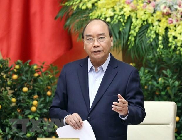 Le PM demande d'attenuer l'impact economique de l'epidemie de coronavirus hinh anh 1