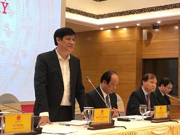 Le Vietnam fait de son mieux pour lutter contre le coronavirus hinh anh 1