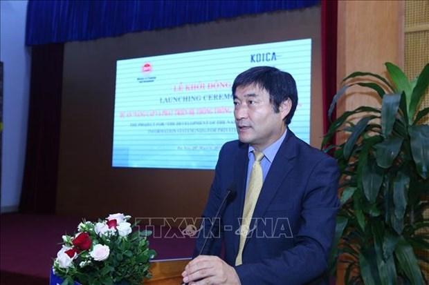 Le Vietnam et la R. de Coree renforcent leur cooperation pour regler consequences de l'apres-guerre hinh anh 1
