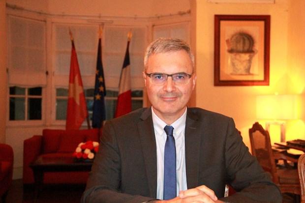 Vietnam-France: priorite a la cooperation dans l'environnement hinh anh 1