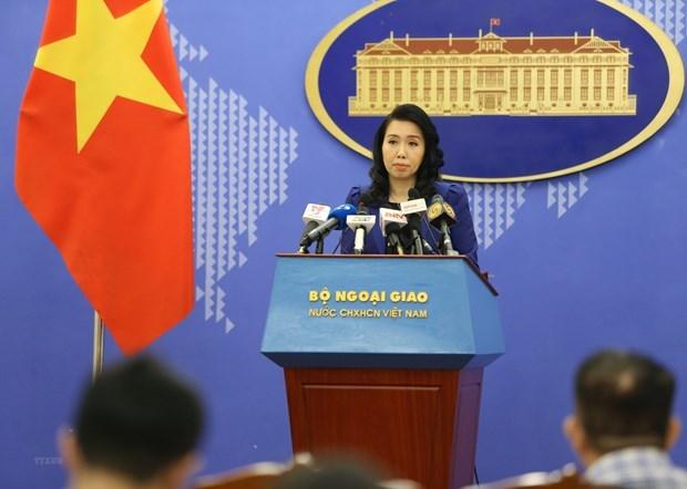 Le Vietnam promeut les efforts communs de l'ASEAN face a l'epidemie hinh anh 1