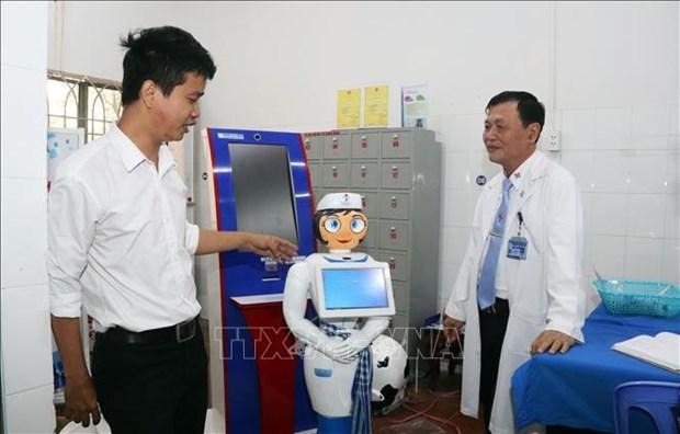 Vers une medecine intelligente a Ho Chi Minh-Ville hinh anh 1