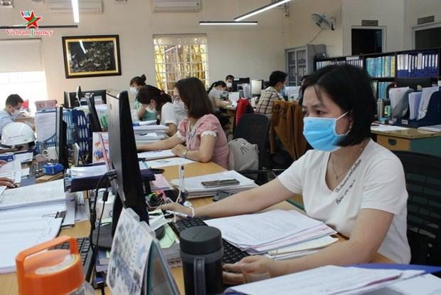 Les entreprises de Da Nang s'adaptent a l'epidemie du nCoV hinh anh 1