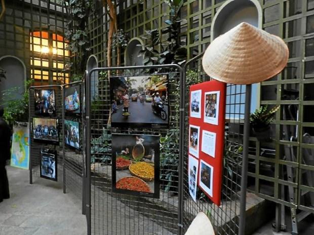 La Semaine culturelle vietnamienne a Saint-Brieuc se cloture en beaute hinh anh 2