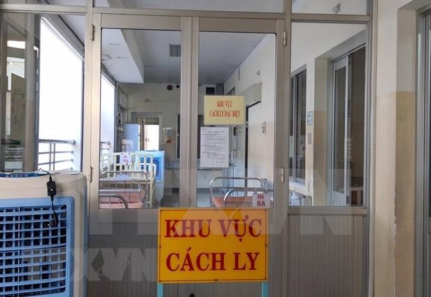 Coronavirus: bientot l'inauguration de l'hopital de campagne a Ho Chi Minh-Ville hinh anh 1