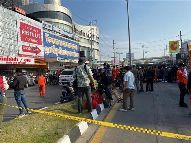 Tuerie en Thailande : au moins 27 morts, l'assaillant abattu hinh anh 1