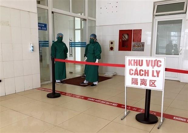 Le Vietnam confirme le 14e cas d'infection par le nCoV hinh anh 1