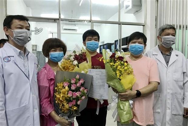 Ho Chi Minh-Ville : le 2e Chinois contamine par le COVID-19 est gueri hinh anh 1