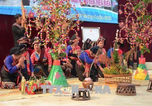 Soutenir la restauration des fetes traditionnelles des minorites ethniques hinh anh 1