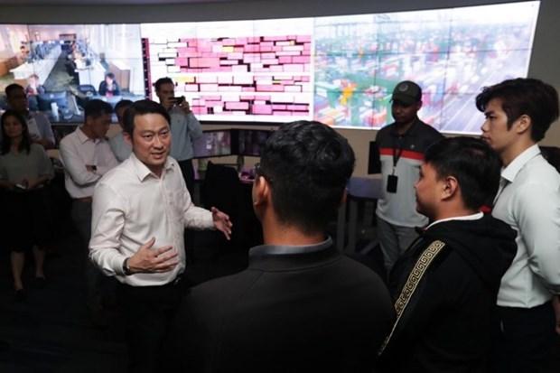 Singapour et la Malaisie s'associent pour lutter contre le nouveau coronavirus hinh anh 1