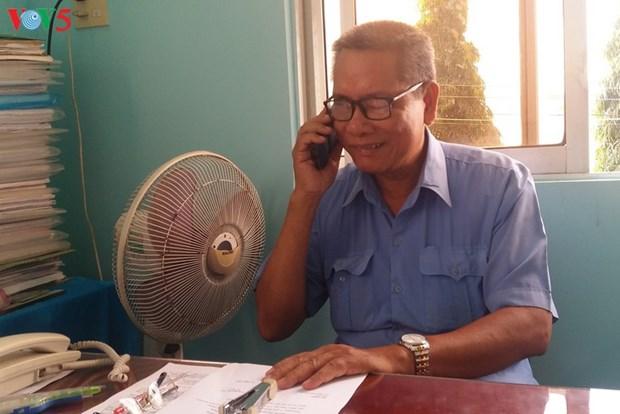 Le Ngoc Hoa, serviteur du peuple hinh anh 1
