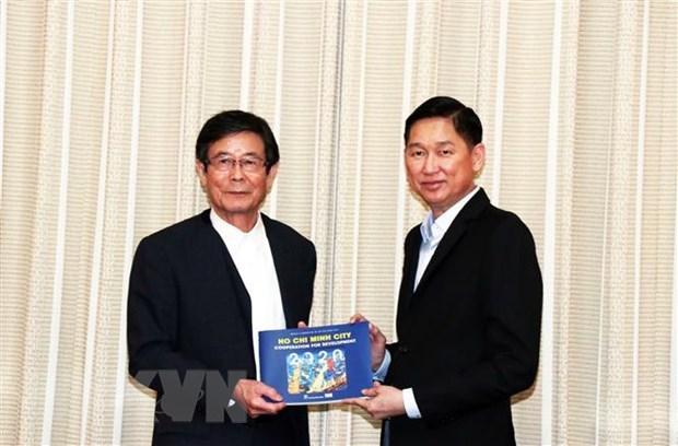 Ho Chi Minh-Ville renforce sa cooperation avec la prefecture de Wakayama hinh anh 1
