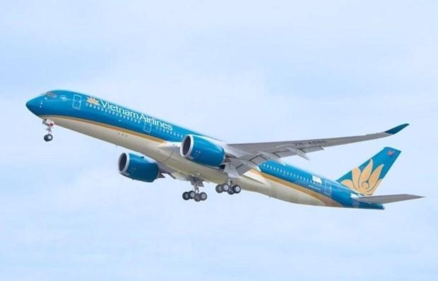 COVID-19: Vietnam Airlines effectue trois vols pour ramener les citoyens chinois chez eux hinh anh 1