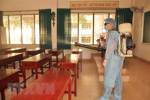 COVID-19 : Le Vietnam renforce les mesures de confinement hinh anh 1