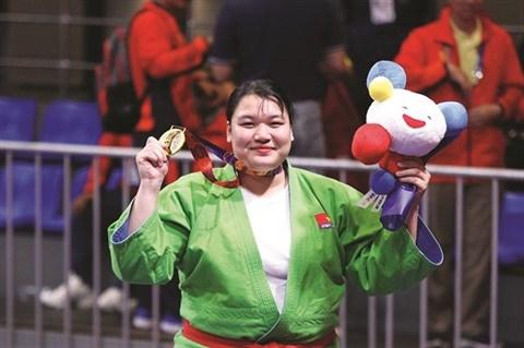 Le combat de Thanh Thuy apres les SEA Games 30 hinh anh 1