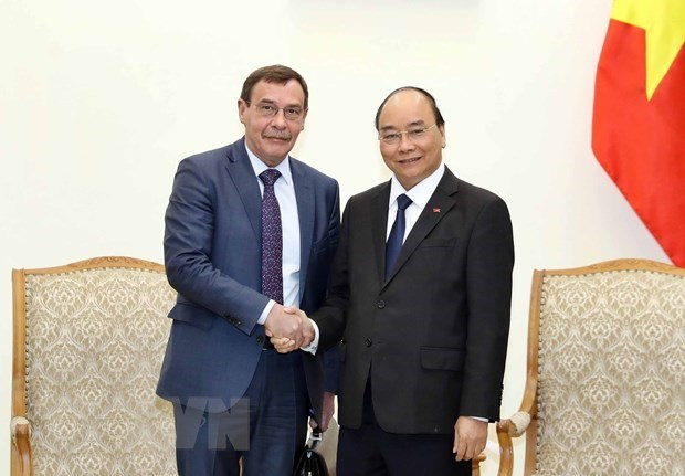 Le PM salue la cooperation anti-corruption Vietnam-Russie hinh anh 1