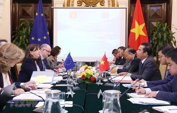 Le Vietnam et l'UE intensifient leur cooperation hinh anh 1
