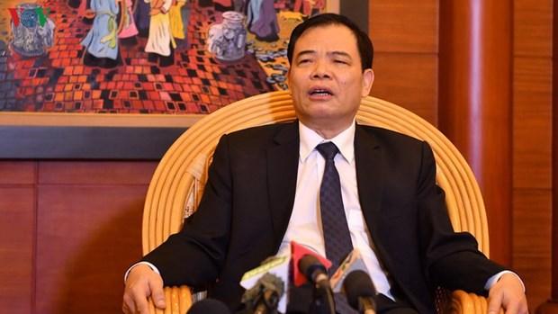 Le secteur agricole vietnamien reagit face au COVID-19 hinh anh 1