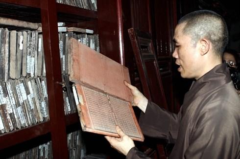 Pelerinage printanier a la pagode Vinh Nghiem hinh anh 2