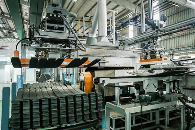 Thaco vise a exporter plus de pieces de rechange automobiles hinh anh 1
