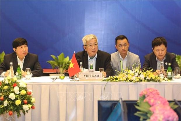 Les hauts officiels de la Defense de l'ASEAN se reunissent a Hanoi hinh anh 1