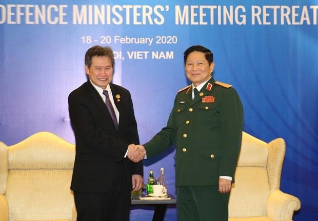 Le secretaire general de l'ASEAN souligne l'unite face au COVID-19 hinh anh 1