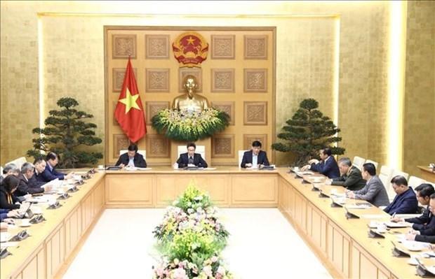 Le Vietnam doit redoubler d'efforts pour son developpement hinh anh 1