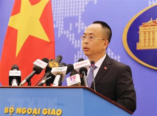 COVID-19 : le Vietnam continue de cooperer etroitement avec la Chine hinh anh 1