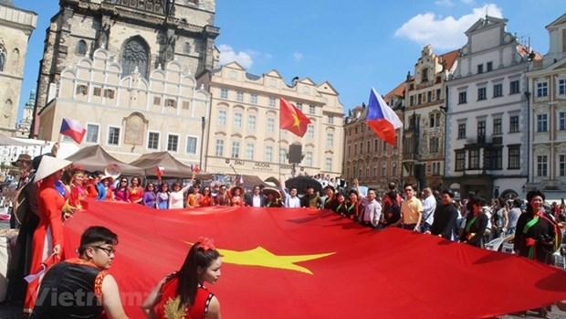 L'EVFTA ouvre des opportunites d'affaires aux entreprises tcheques hinh anh 1
