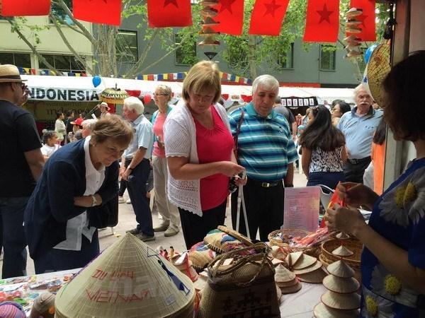 Le Vietnam assiste a un festival multiculturel en Australie hinh anh 1