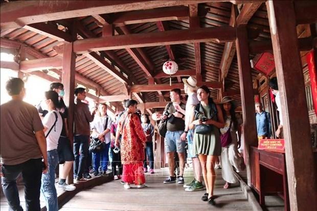 Le tourisme a Hoi An montre des signes de reprise hinh anh 1