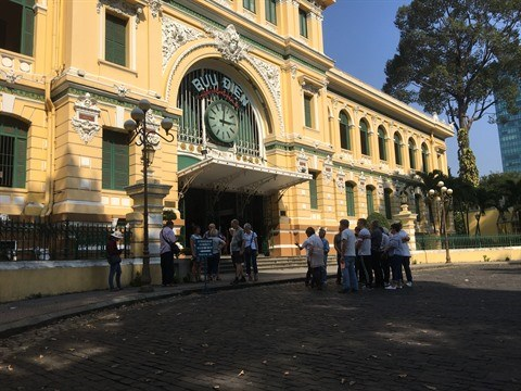 COVID-19 : le tourisme en berne a Ho Chi Minh-Ville hinh anh 1