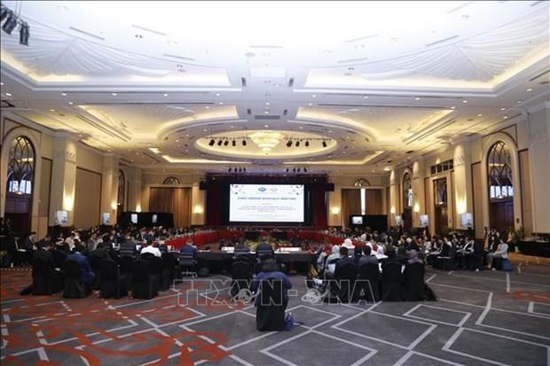 Le Vietnam participe a l'APEC SOM 1 en Malaisie hinh anh 1
