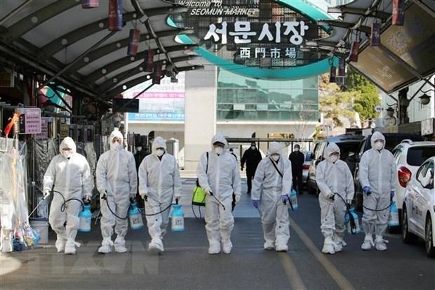 COVID-19 : plusieurs mesures prises pour proteger les ressortissants vietnamiens en R. de Coree hinh anh 1